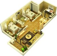 三房两厅全屋净水解决方案