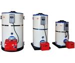 立式常压燃油(气)热水锅炉