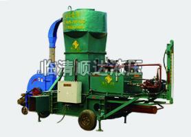 YDW2-30A型玉米秸秆青储打包机