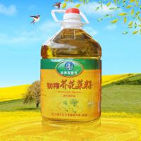 5L初榨芥花菜籽调和油