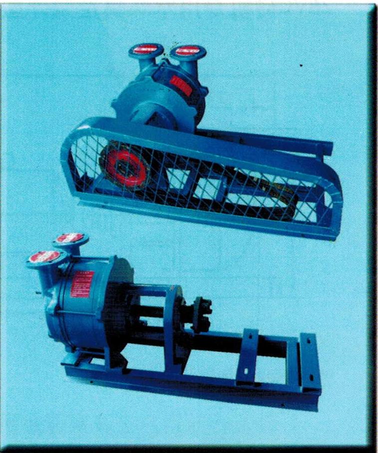 2BVC砖机专用水环真空泵