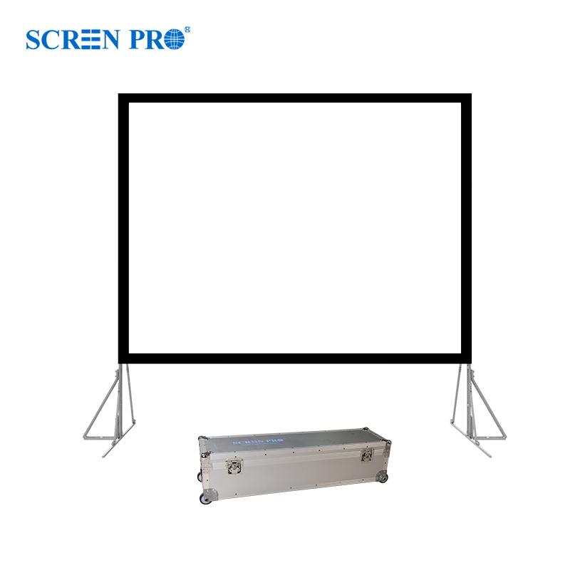 Quick Fold Screen - Topview