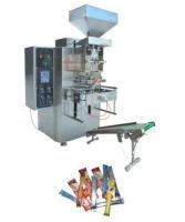 自动双列背封颗粒包装机( Auto Two lines Stick bags Granular packing machine)(DXD-SB30)