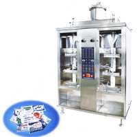 全自动双道液体包装机(Dual-channel full automatic liquid packing machine)(TS-II)