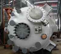 20吨不锈钢反应釜