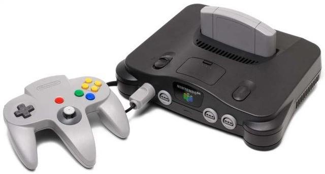 """新主机要来了?任天堂注册""""N64""""商标"""