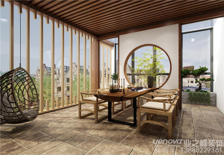 成都專業別墅裝修公司-業之峰裝飾最新別墅設計案例