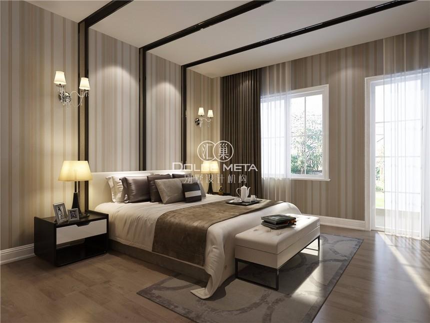 成都汇巢别墅设计机构  华侨城东岸别墅设计效果图