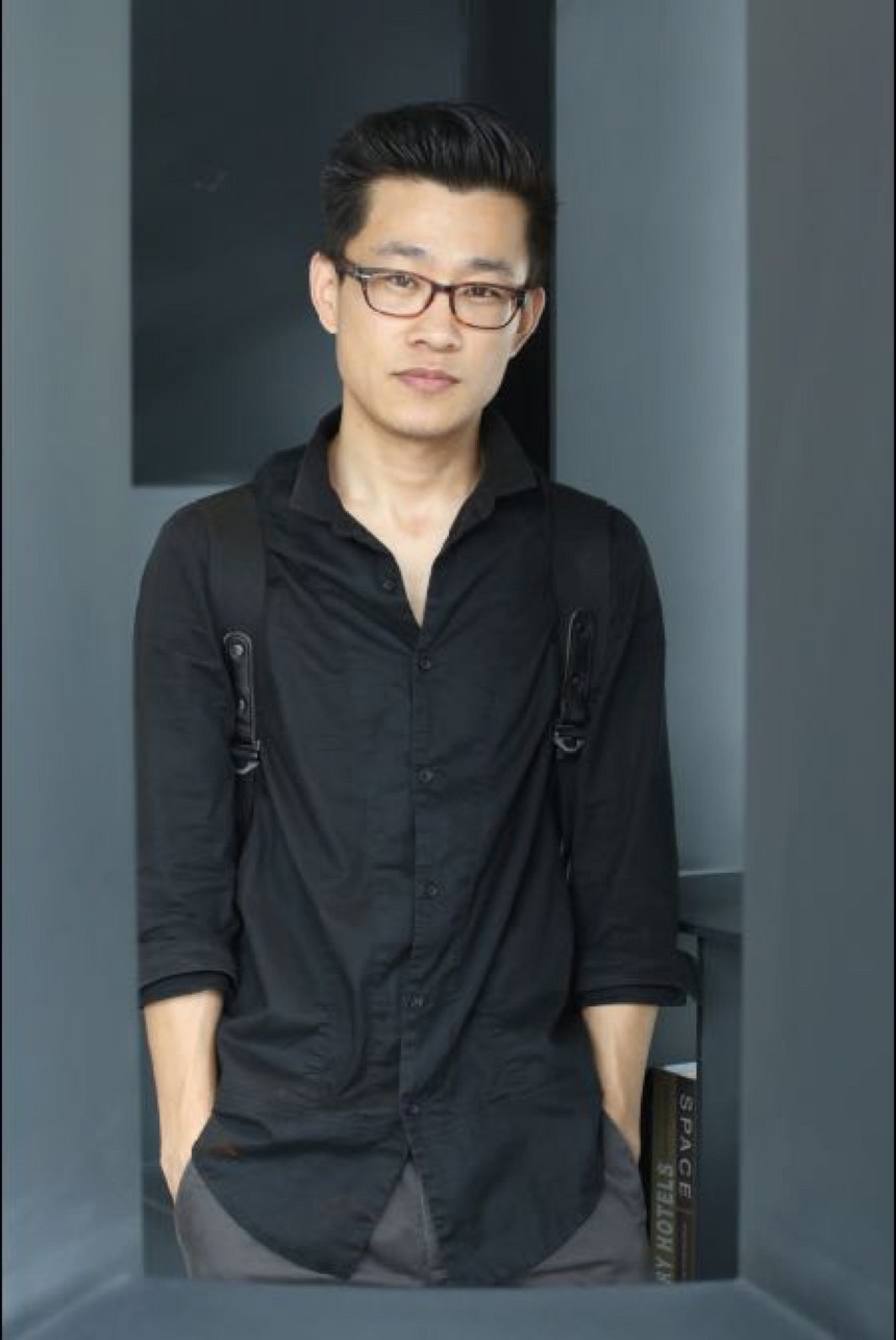 成都業之峰總部設計中心主任設計師-趙文強