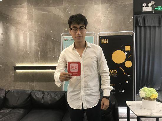 业之峰设计师/业之峰设计总监王俊峰