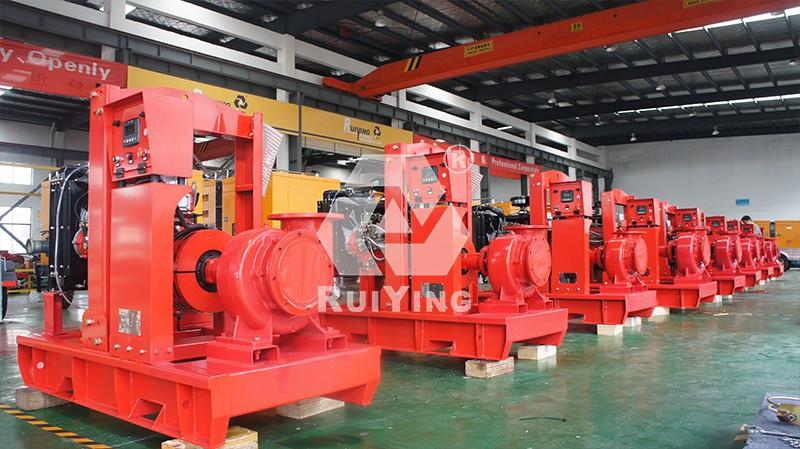 多台固定式柴油机水泵机组即将发往澳大利亚.jpg