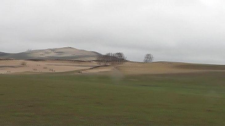 偶遇梦幻之旅木兰围场坝上草原