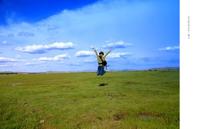 六月【坝上】草原之行