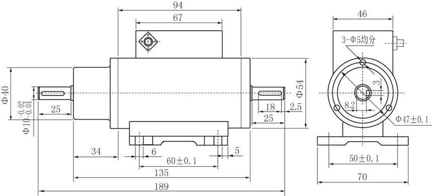 PTQ-804尺寸图