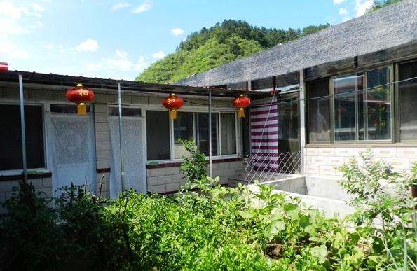 喇叭沟门农家院