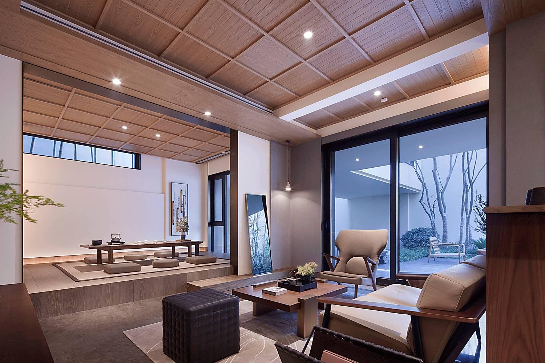 如何打造一个雅致的家庭茶室?