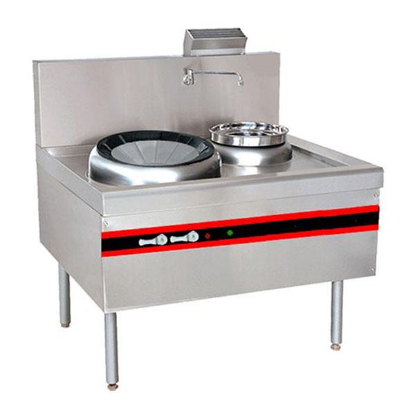 单头单尾小炒炉,厨房设备厂家,惠州厨房设备