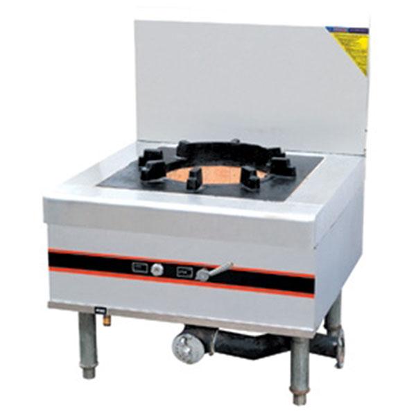 厨房设备炉具 单头平头炉,单头平头炉,不锈钢厨房设备