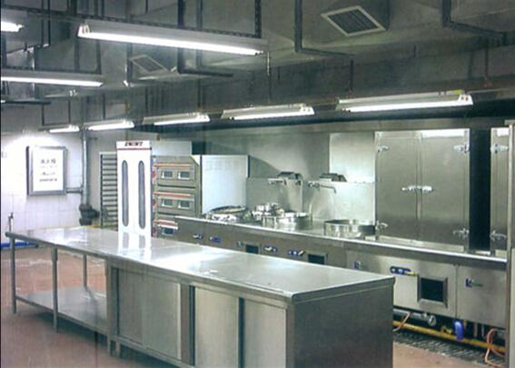 商用厨房设备系统解决方案,厨房设备工程,主食烹饪区