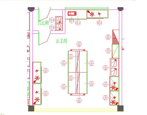 商用厨房设备系统解决方案,厨房设备工程凉菜间效果图