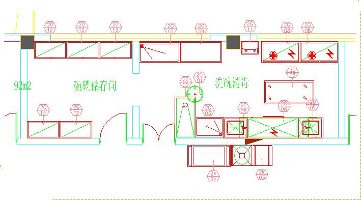 商用厨房设备系统解决方案,厨房设备工程