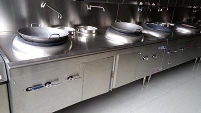 惠州不锈钢厨房设备厂家