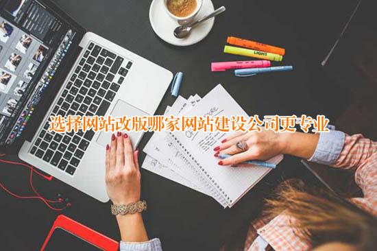 选择网站改版哪家网站建设公司更专业