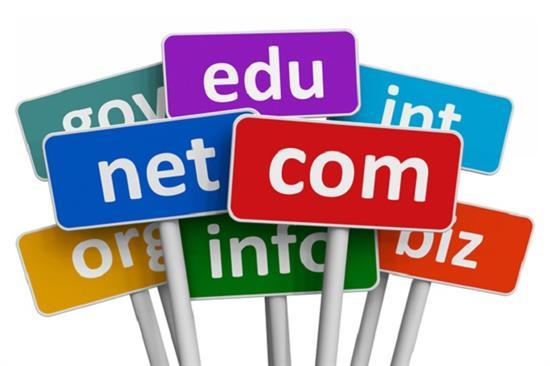 购买网站域名