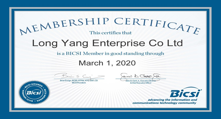 2018 BICSI Membership Certificate.jpg
