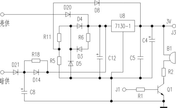 jcs7n65fd电源电路图