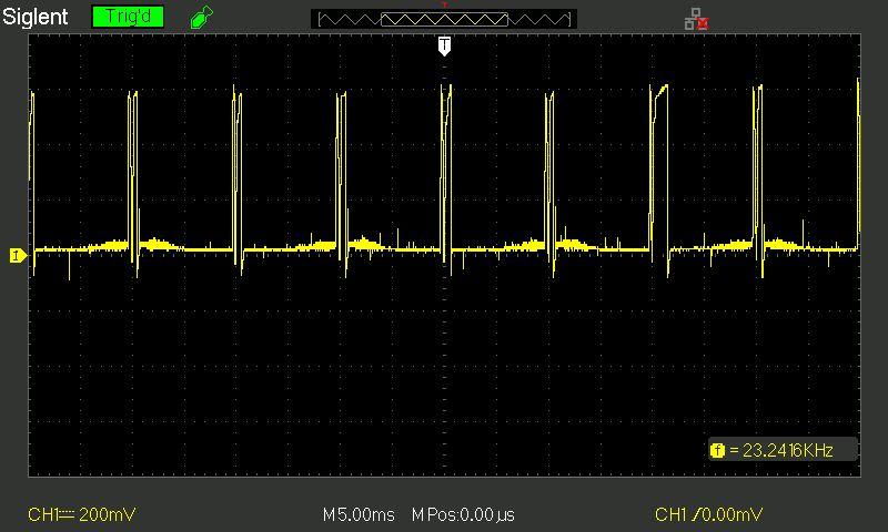 触摸面板后,r28右端得到3v的直流电压,使u6导通.