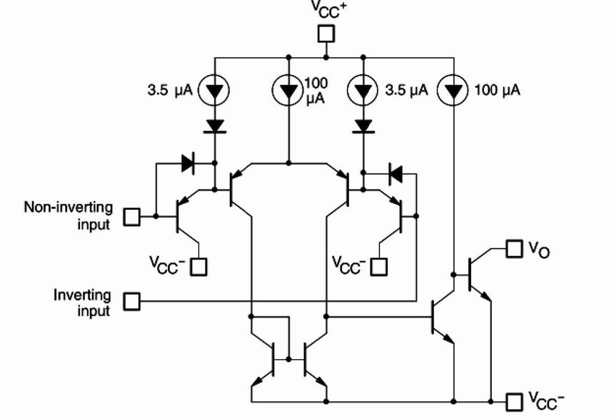 电压比较器能当运算放大器用吗