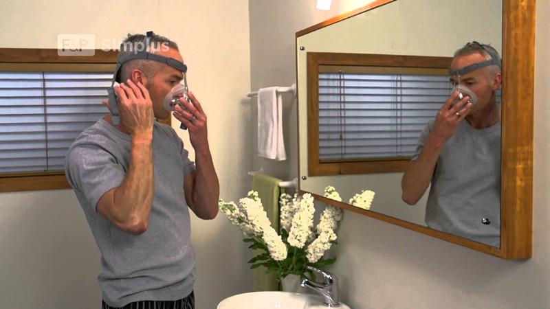 费雪派克Simplus家用睡眠呼吸机CPAP全脸口鼻面罩带头带-思利浦商城7_副本.jpg