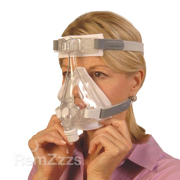 呼吸机吹眼睛?可使用Gecko鼻垫阻止鼻梁处的漏气-思利浦商城3.jpg