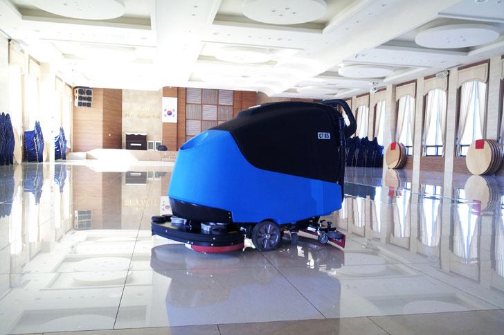 Gadlee嘉得力国际品牌洗地机