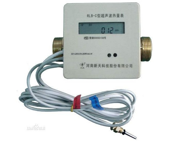 基于MSP430FW427的热量表