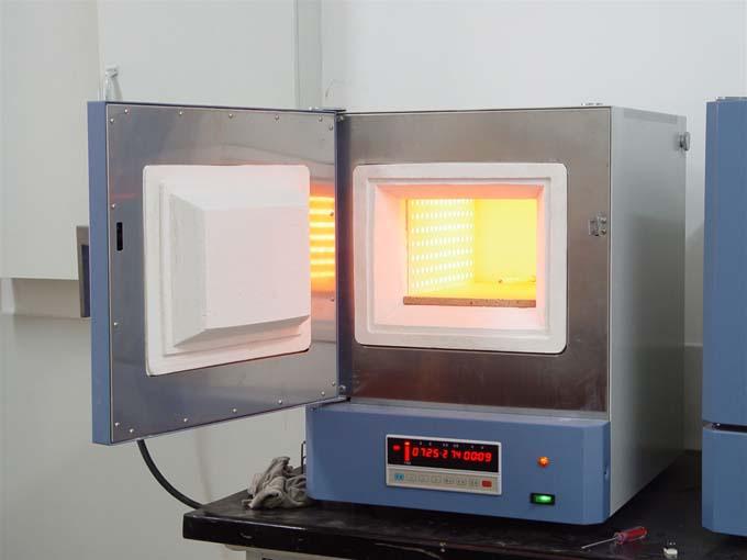 高温电阻炉的校准方法
