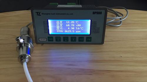 露点仪校准时系统压力变化对测量结果的影响