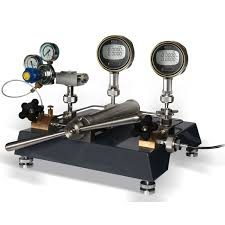 对气体减压器的检定方法探讨
