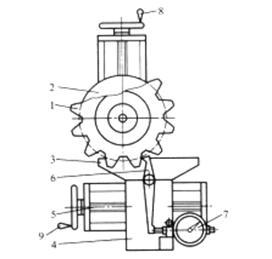 基圆盘圆度偏差的测量系统设计