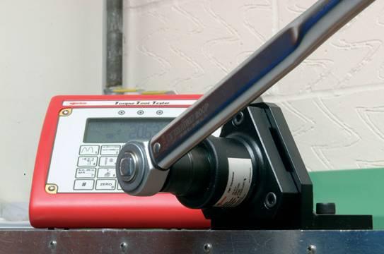 扭矩扳子扭矩值测量结果的不确定度研究