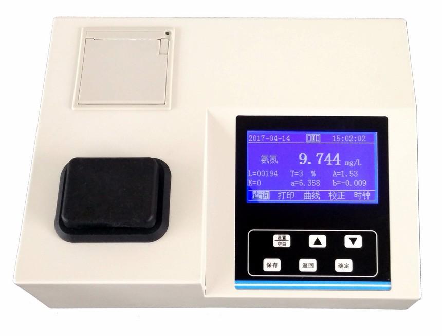氨氮检测仪的操作方法以及技术特点