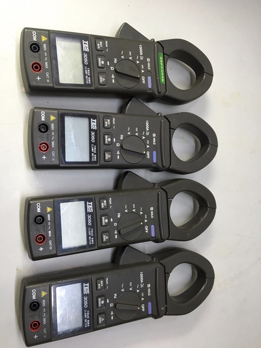 如何利用钳形电流表正确测量电阻、导通、频率?
