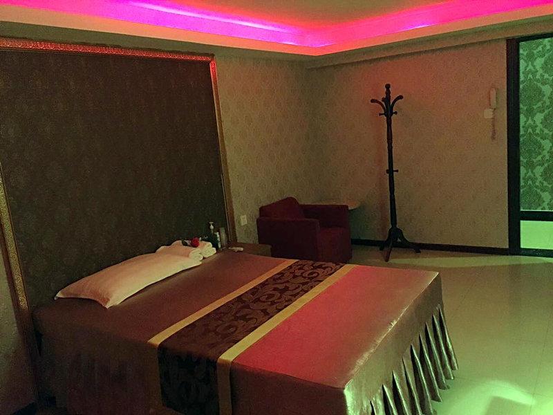 厦门晶兰格养生spa会所按摩房间图片
