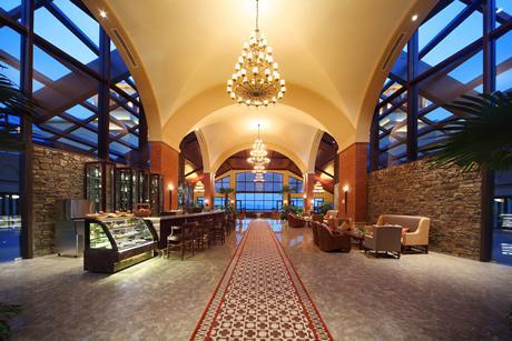 厦门帝元维多利亚大酒店餐厅