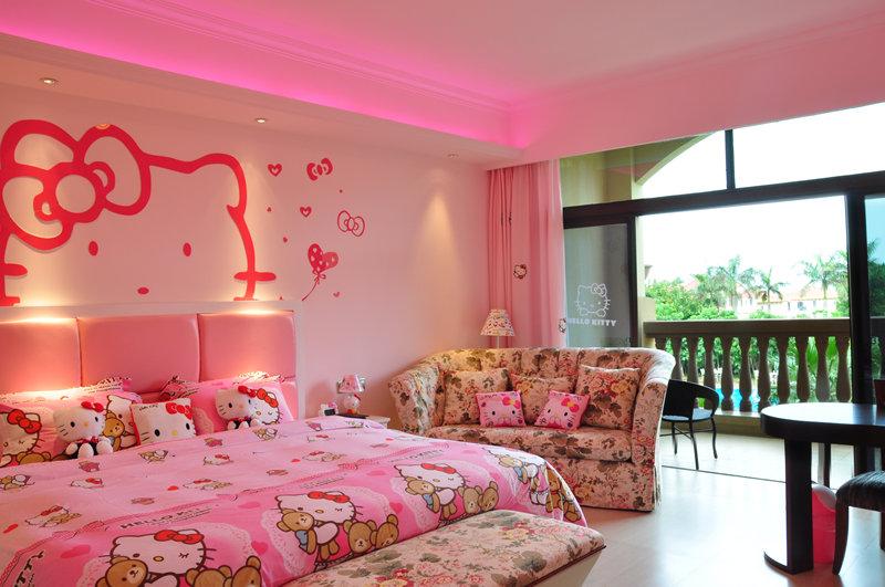 厦门帝元维多利亚大酒店为儿童准备的亲子主题客房