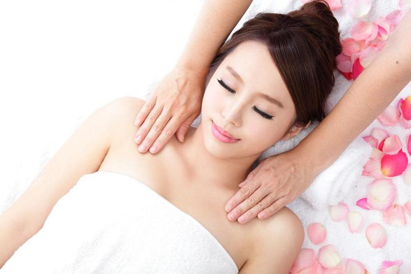 最刺激spa异性胸部按摩服务体验