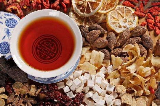 春季养肝茶