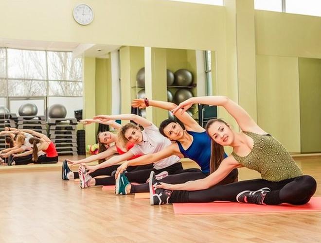 厦门素心瑜伽馆女子健康课程