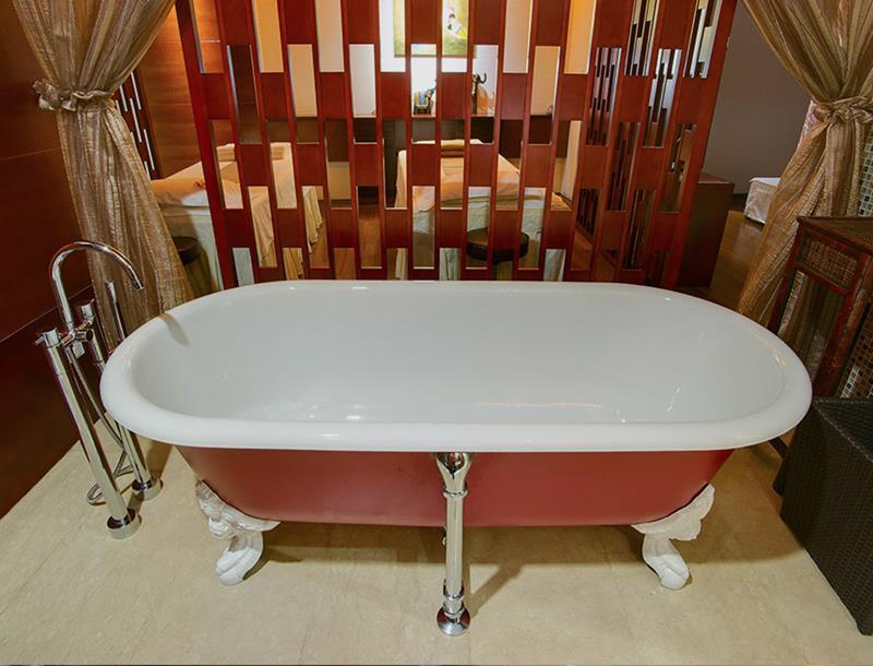 厦门京闽中心酒店桑拿浴缸